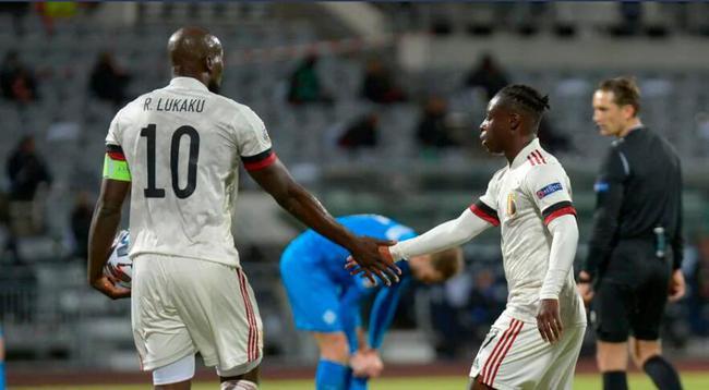 欧国联-卢卡库梅开二度 比利时2-1客胜冰岛升榜首