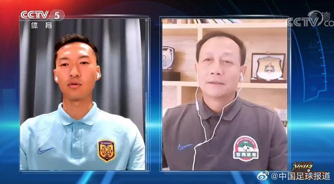 王宝山:建业管理层降薪球员没降 起到积极效果