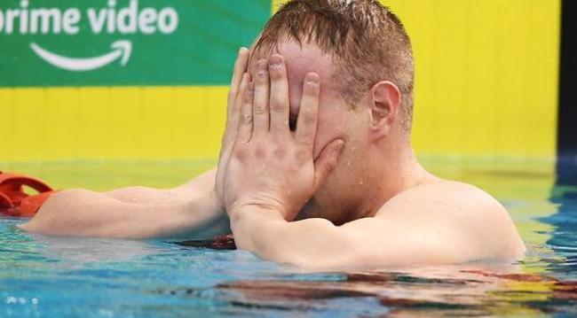 澳洲泳将成绩不达标却晋级奥运 背后原因让人心软
