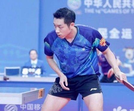 全运乒乓男团:梁靖崑横扫许昕 河北力压上海登顶