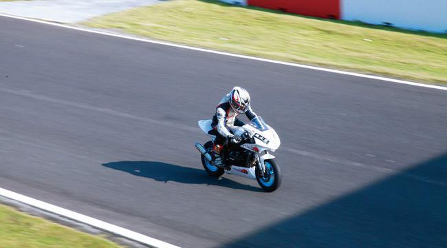 摩托车公开赛mini组