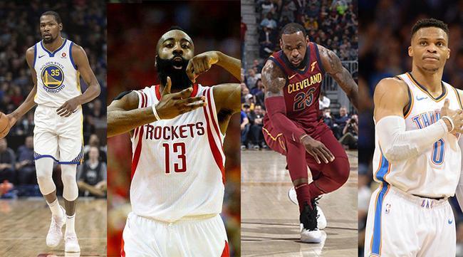 逗妹看球:NBA季后赛前瞻来袭