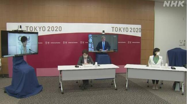 东京奥运入场观众上限1万人 疫情告急时空场应对