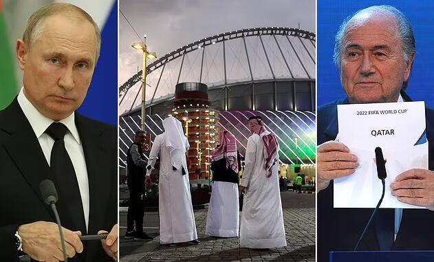 英媒:俄罗斯卡塔尔都通过贿赂拿到世界杯主办权