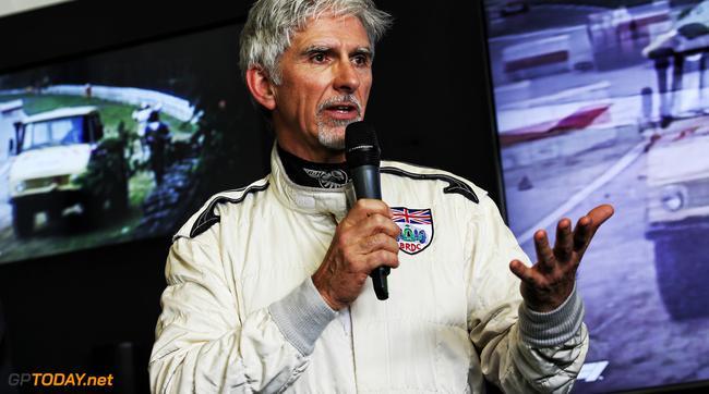 1996年F1世界冠军达蒙-希尔