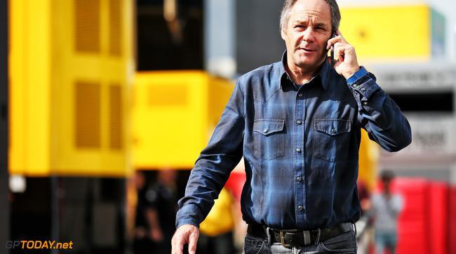 前F1车手杰哈德-博格