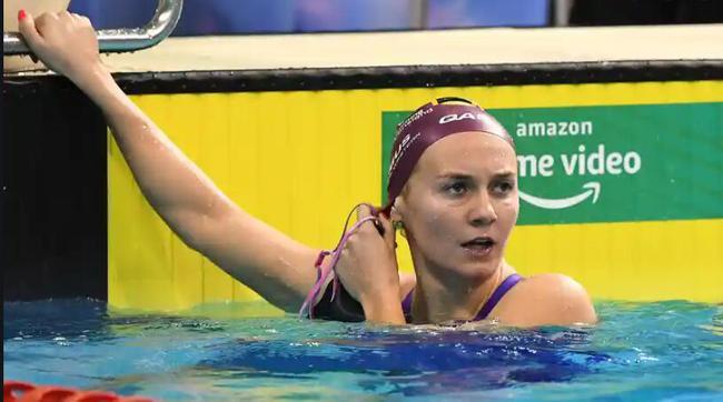澳洲无人可撼张雨霏地位 中国多位泳将被一人牵制