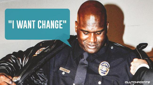 奥尼尔考虑竞选州警长! 他想推动司法改造