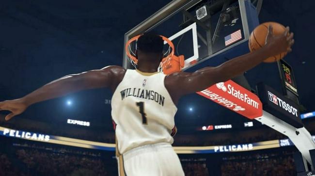 鹈鹕全队NBA2k22能力值:锡安89 英格拉姆84