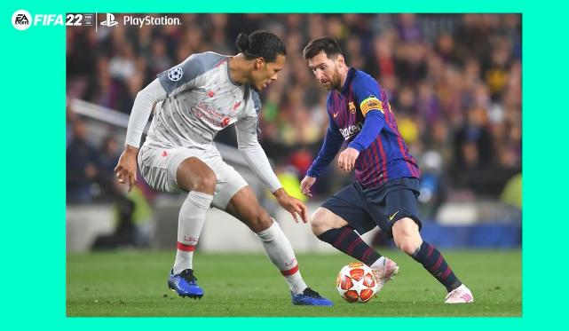 范戴克:最难防的球员是梅西 他是世界最佳!