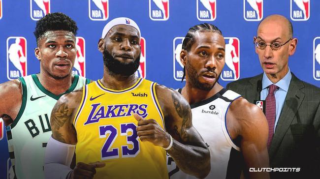 NBA不會考慮取消本賽季!努力商討各種複賽方案,避免巨大的經濟損失!