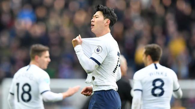 孙兴慜当选英超最伟大亚洲球员