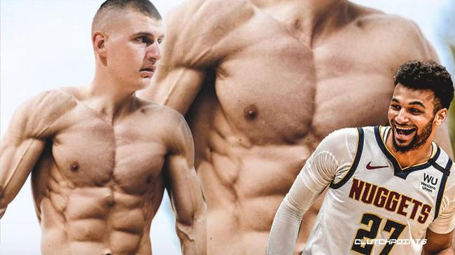 Jokic已經練出腹肌?主帥稱他為戰鬥機器,球隊總裁:沙灘型男的身材!