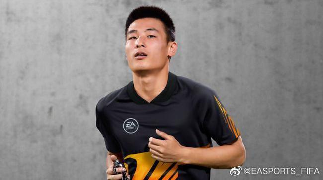 武磊成为FIFA21形象大使!被赞动作敏捷跑位出色