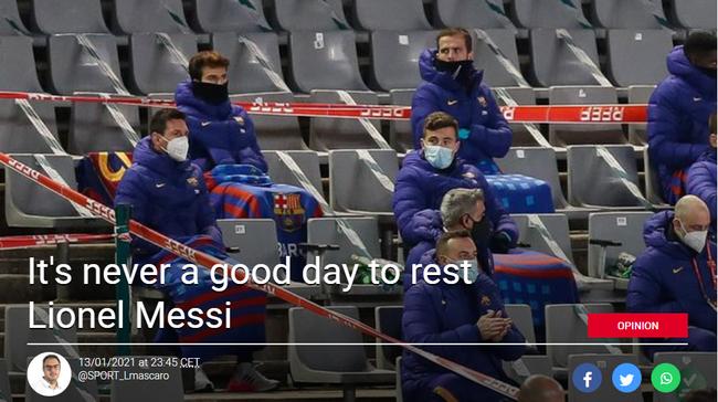没有梅西巴萨踢得太痛苦了!这表现真赢不了皇马