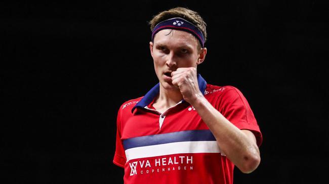 总决赛丹麦包办男单冠亚军 阿塞尔森接连三周冲冠