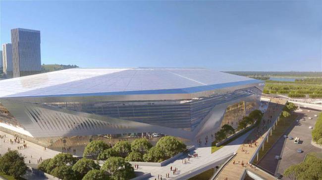卓尔老总谈建新球场:让武汉激扬足球文化