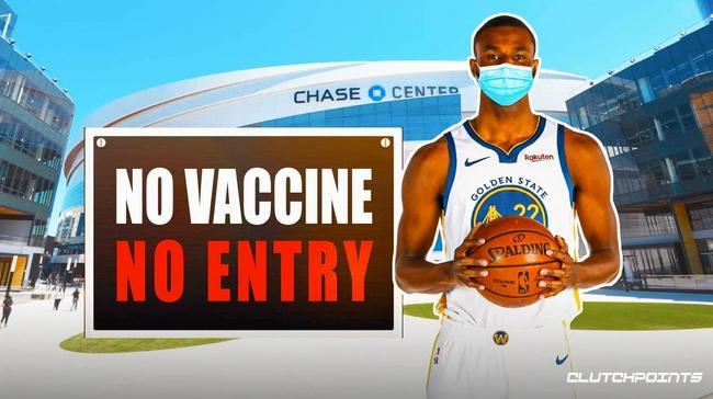 曝维金斯将会去接种疫苗 否则至少损失1500万