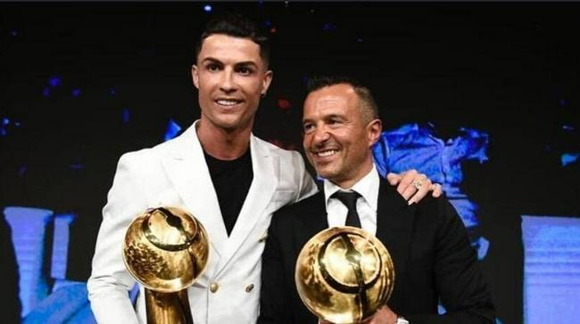 门德斯:C罗是历史最佳 今年金球奖非他莫属!