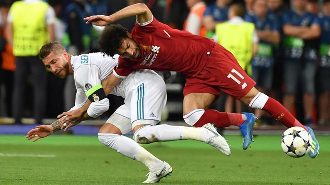 利物浦名宿为拉莫斯鸣不平:他不是故意伤萨拉赫
