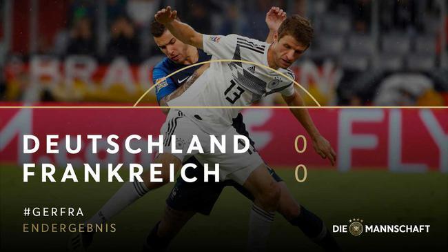德国没怂!硬刚世界冠军 别因世界杯就看扁他们