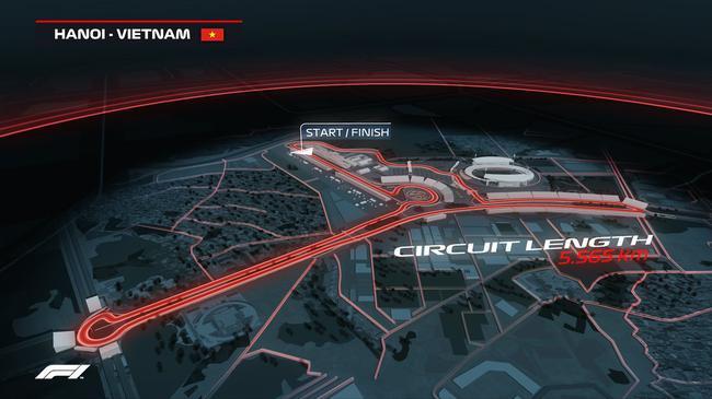 越南大奖赛2020年正式添入F1赛历
