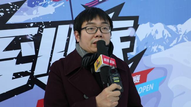 新浪体育商业频道总监 赵迪