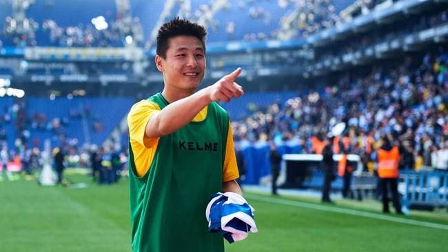 武磊的西甲首球,引起巨大轰动