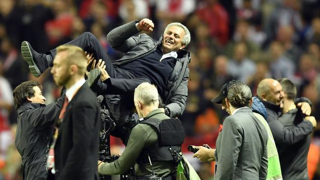 穆里尼奥:我在曼联的功绩被低估了 赢欧联=成功