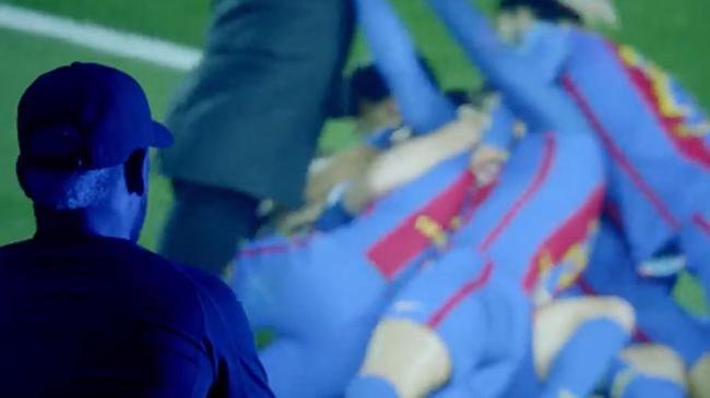 内马尔又扎心巴黎:罗伯托进球巴萨队史最佳之一