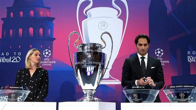 欧冠16进8淘汰赛完全赛程:皇马2月27日首战曼城