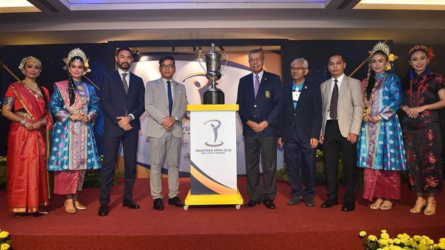马来西亚公开赛回归