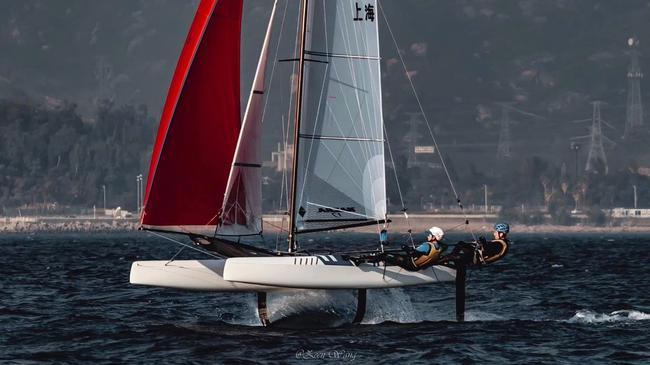 中國帆船帆板已獲六奧運席位 2020年有望再獲兩席