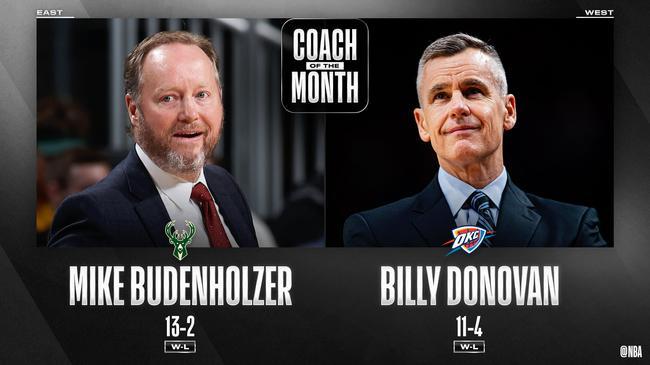 月最佳教练