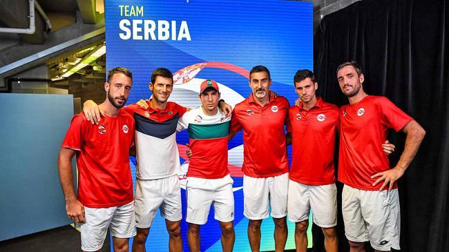 塞尔维亚队夺得冠军