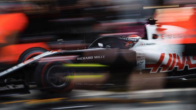 马格努森承认哈斯能够会退出F1