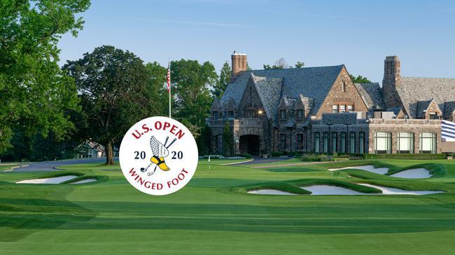 2020美国公开赛举办地翼脚高尔夫俱笑部