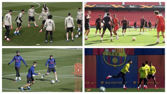 西班牙批准为球员进行病毒检测 5月初可恢复训练
