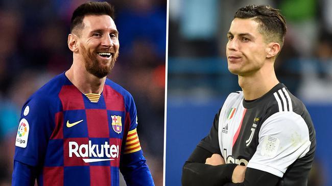 西班牙《国际体育报》在最新的议论中指出,梅西和C罗在遭受盯防方面的情况不同