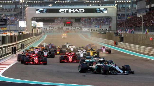 两场中东地区大奖赛很快被宣布