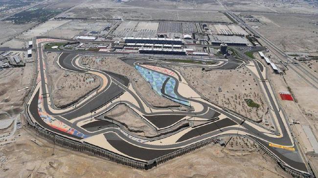 F1第2场巴林站或用准椭圆组织