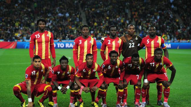 加纳距离世界杯四强就差一点点
