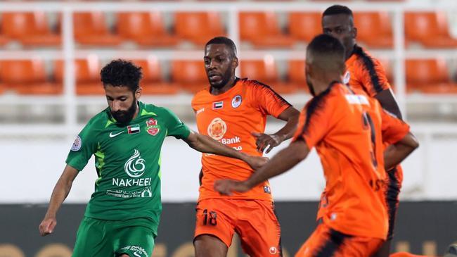 亚足联官宣本赛季阿联酋联赛提前结束