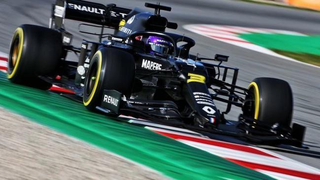 雷诺车队照样安排里卡众全程深度参与赛车的研发