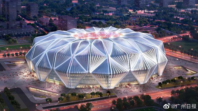 卡帅称赞新球场:中国的伯纳乌 感谢恒大集团的贡献