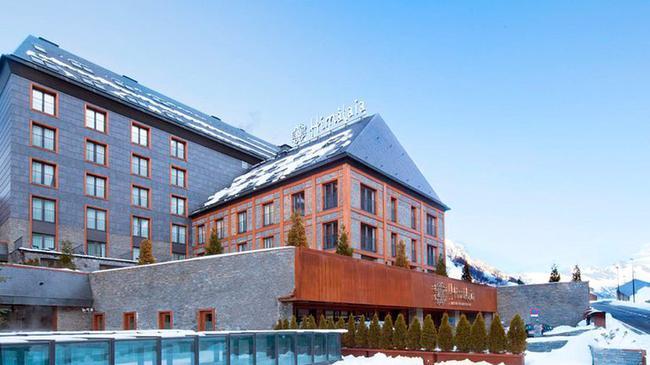 梅西收购的第四家酒店