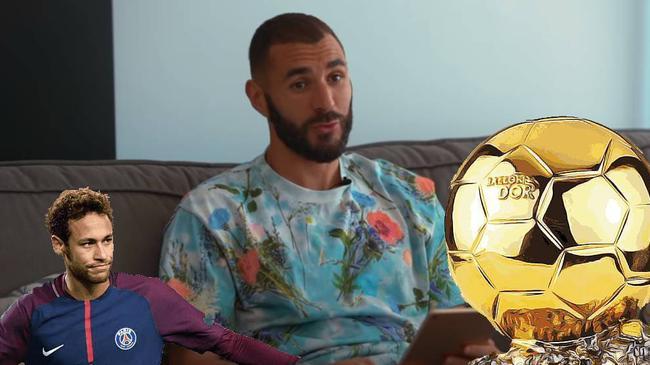 本泽马:不愿拿4欧冠换1世界杯 我当然想拿金球奖