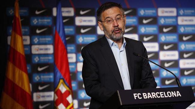 巴萨主席:梅西还将在巴萨踢3-4年 他将在巴萨退役