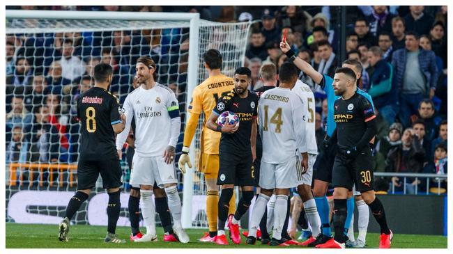 皇马欧冠晋级惨遭看衰 曼城成夺冠第二热门球队