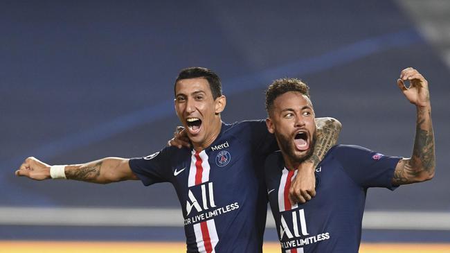 巴黎3-0杀入决赛